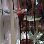 The world's largest chocolate fountain