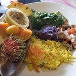 local Hawaiian style breakfast. So healthy!