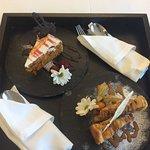 Demander dessert pour chambre très très bon Pas Cher