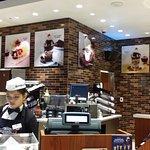 Ghirardelli's Ice Cream shop area