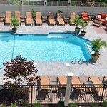 Union Gables Victorian Mansion Inn heated outdoor pool