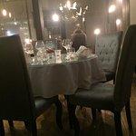 Foie gras Risotto saint Jacques gambas Encornet. Café gourmand !!