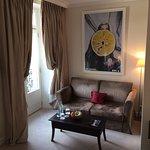 Foto de Hotel des Trois Couronnes
