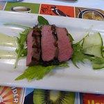 Minted Lamb Salad