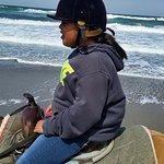 My rider