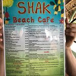 Photo de The Shak Beach Cafe