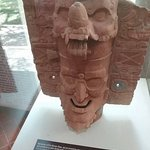 mask from museum