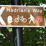 Easy metro and bus rides to Segedunum, the start of the Hadrian Wall Path.
