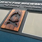 ภาพถ่ายของ Beach Fire Brewing and Nosh House