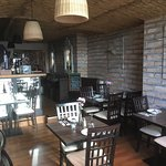 Lovely time in Andrea's Restaurant  Come and try our fresh made Mediterranean food :)