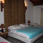 Interior de una habitación Standard de Luxe