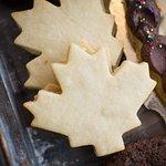 Maple Sugar Sandwich cookies