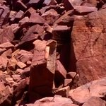karratha rocks find ancient drawings and middings