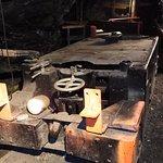 Mining equipment.
