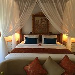 King Suite Room ( double bed )