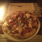 Pizza Incazzata, explosion of cold cuts flavours with gorgeous mozzarella