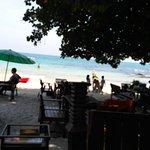 Sympathetic quiet beach resort