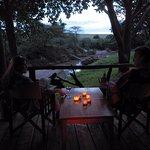 Basecamp Masai Mara Tent Terrace