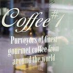Coffee#1, award winning coffee