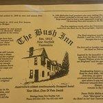 Photo de The Bush Inn