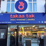 takaa tak: Top Indian Casual Dining Restaurant in Hounslow
