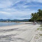 Early Morning on Pantai Cenang Beach