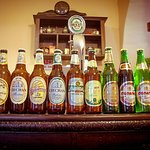 Selection of finest polish and ukrainian beers.