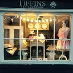 Tiffin's tea emporium