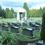 Jimi Hendrix Grave Site