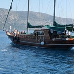 sailing gulets are posssıble foe a week ın the boat