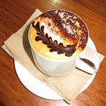My Beautiful Cappuccino!~