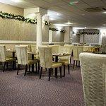 Gunton Hall Restaurant - Christmas 2016