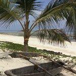 桑吉巴靛藍海灘飯店照片