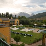Photo de Franschhoek Country House & Villas