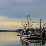 Photo of Steveston Heritage Fishing Village
