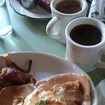 breakfast & coffee