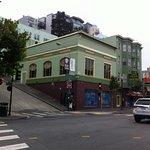 Green Tortoise Hostel - so old world!