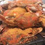 Jumbo Crabs
