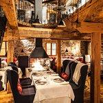 Four Diamond Dining room Panache