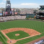Coors Field's best selling point is Colorado's weather