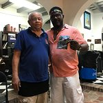 Don Collins (Master Cigar maker) and William