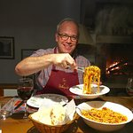 Dine in owner's private residence on delicious Italian meal you cook yourself!