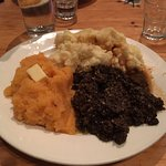 Haggis on Robbie Burns day - get it while you can!