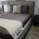 We always have an array of customizable headboards and beds to choose from