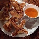 Best crab rangoon ever!
