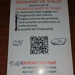 Photo of Restaurant L'Impossible
