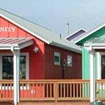 Coastal Serenity in the Boardwalk Shops of Ocean Shores WA