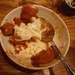 the potato thingys were good