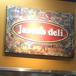 Here is the Jason's deli logo