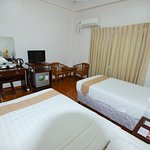 Photo de The Floral Breeze Hotel Bagan